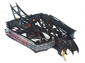 FlyBot – SpitFire – BattleBots 2020
